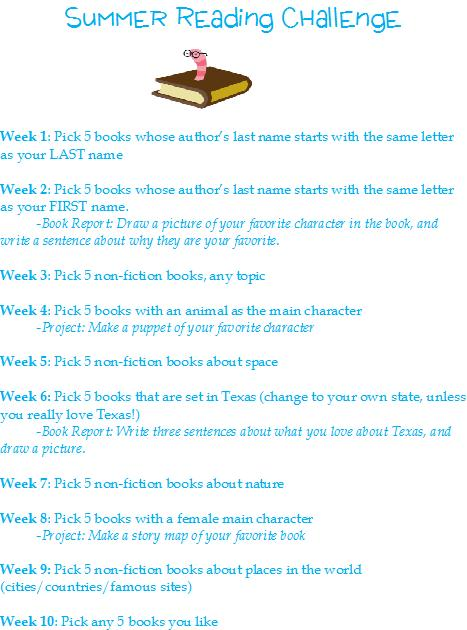 SummerReadingChallenge